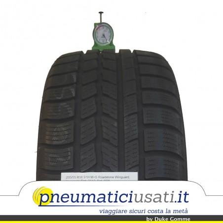 Roadstone 205/55 R16 91H WINGUARD pneumatici usati Invernale